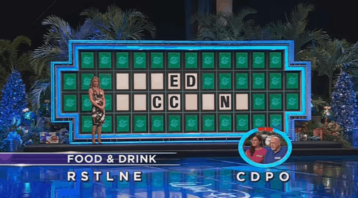 wheel of fortune one million loss