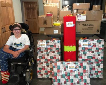 Adyn's Dream Christmas Gifts Spinal Muscular Atrophy