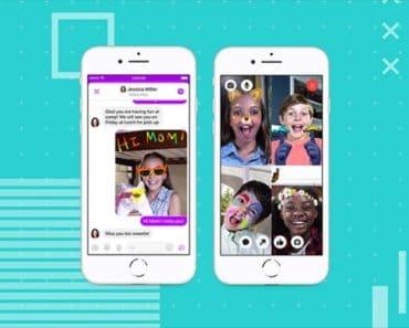 Facebook messenger app kids