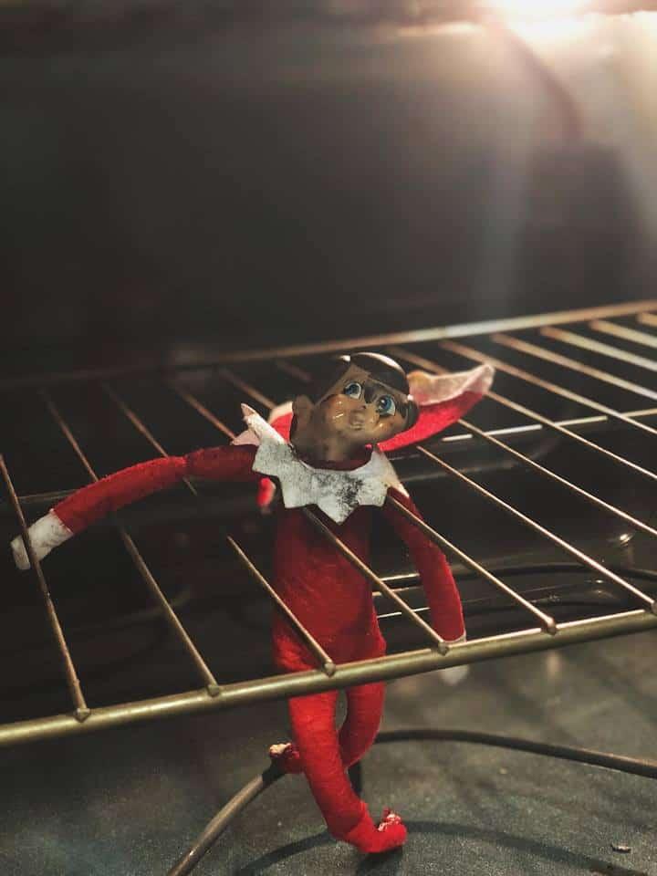 elf shelf oven