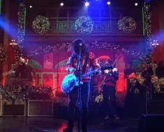 foo fighter SNL Christmas