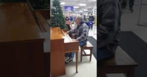 goodwill piano playing