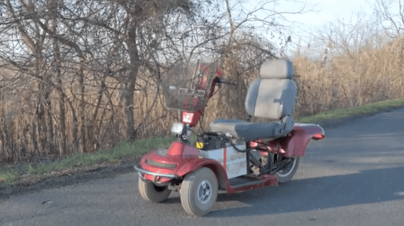 mobility scooter 60 mph