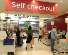 Walmart stealing self checkout