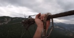 long zipline russia