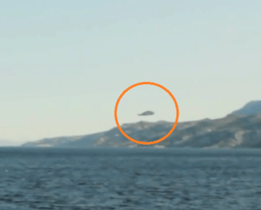 UFO video Adriatic Sea
