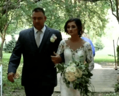 Bride Suffers Severe Allergic Reaction To Wedding Bouquet