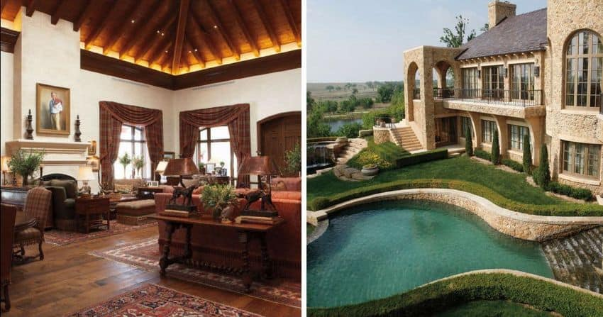 most expensive house America