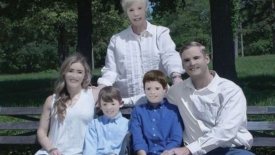 awkward family photos Photoshop fail