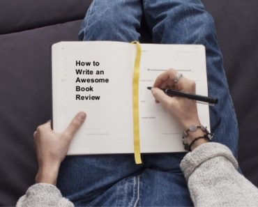 how to write an awesome book review