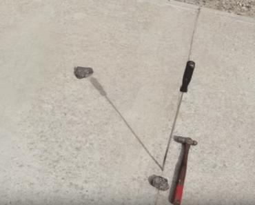 survival hack find north using shadow