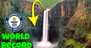 Guinness World Record Worlds Highest Basketball Shot