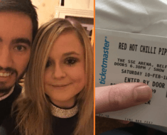 Valentine's Day Surprise Goes Hilariously Wrong
