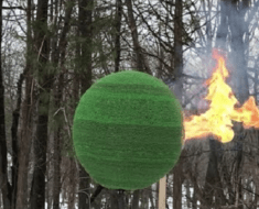 matches sphere fire