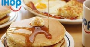 national pancake day ihop free pancakes