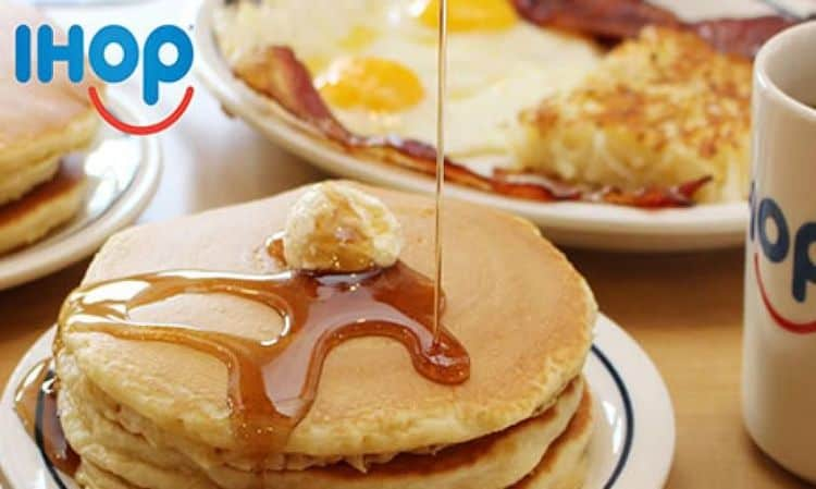national pancake day ihop free pancakes