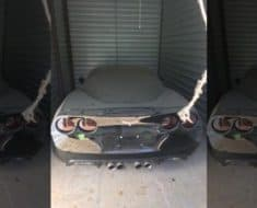 storage unit find Chevrolet Corvette Z06