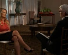 Stormy Daniels 60 minutes interview