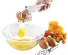 easy egg cracker
