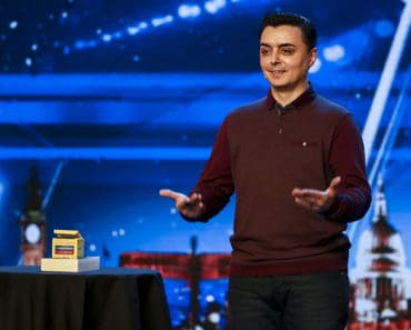 Marc Spellman magician britain's got talent
