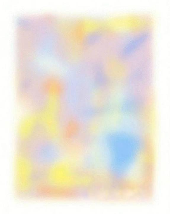 optical illusion disappearing colors