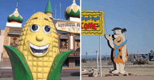 roadside attractions tourist destinations