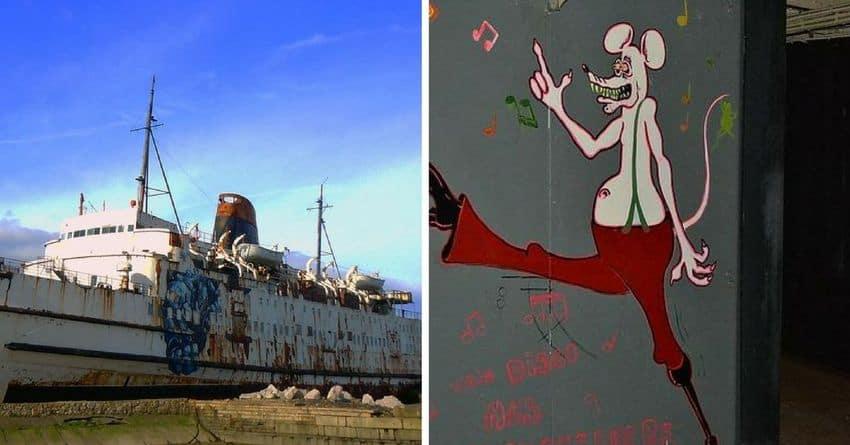 duke Lancaster ship