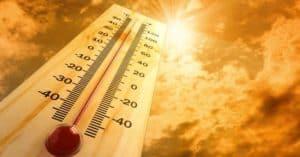 signs heat stroke