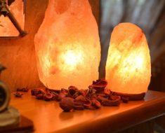 himalayan pink salt lamp health benefits