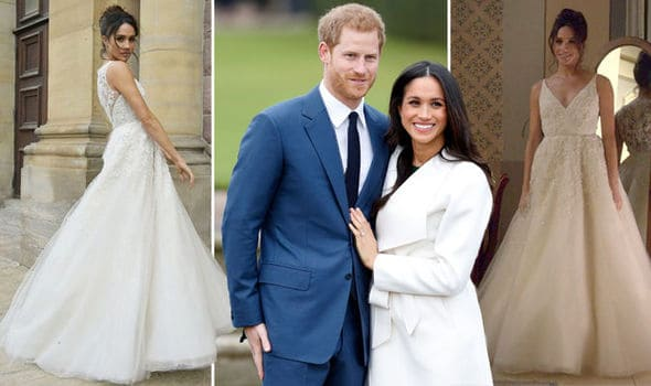 Prince Henry Meghan Markle royal wedding