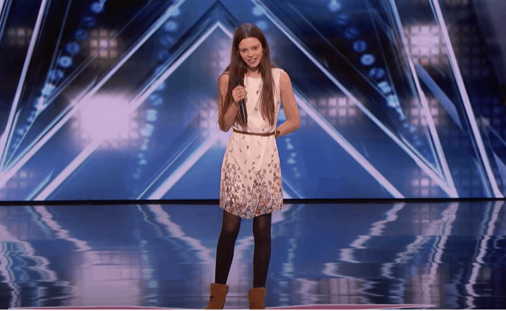 Courtney Hadwin America's Got Talent Golden Buzzer