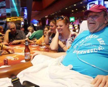 terminal ill man gambles one last time