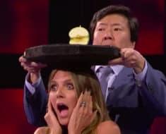 Aaron Crow America's Got Talent Heidi Klum Arrow