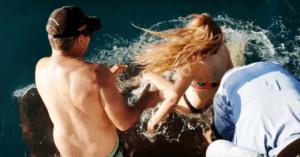 Melissa Brunning shark attack Australia