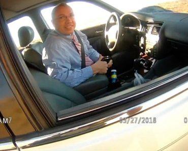 Paul Mosley Arizona driving fast